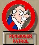 Pensioner Patrol