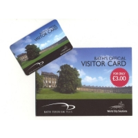 Bath Visitors Discount Card
