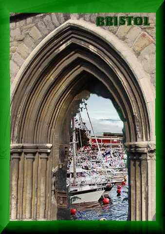 Bristol door