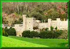 Caerhays                 Castle & Gardens
