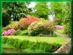 Penheale Manor Gardens
