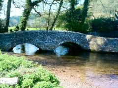 Dunster G Bridge