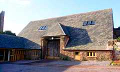 Dunster Tythe Barn