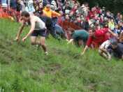 Brockworth Cheese Rolling