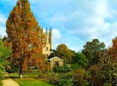 Oxford University Botanic Garden
