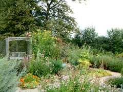 Herb Garden, Sulgrave Manor,