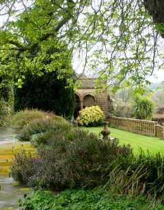 Wayford Manor Garden