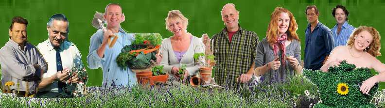 The Faces of Gardening
