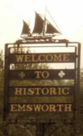 Emsworth                   Sign