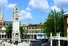 Gravesend Clocktower