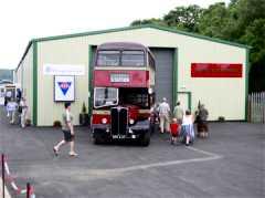 Oxford Bus Museum