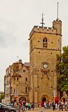 Carfax Tower