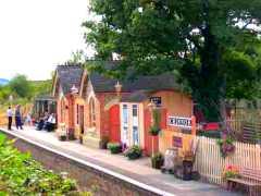 Chinnor & Prinnces Risborough Railway