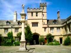 Corpus Chisti College