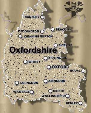Oxon Map