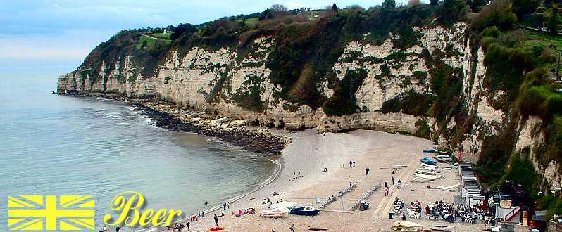 File:Beach at Beer, Devon.JPG