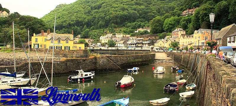 File:Lynmouth                                   harbour.jpg