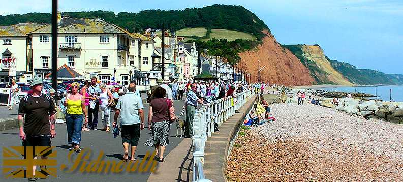 File:Sidmouth seafront                                   devon arp.jpg