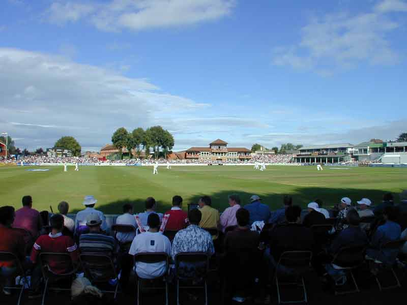 Taunton Ground