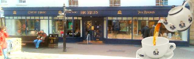 Mr Miles, Taunton