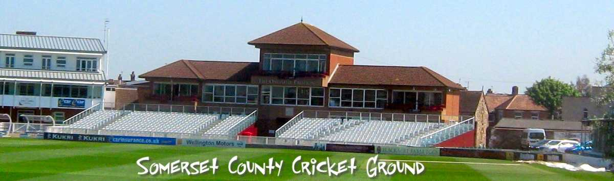 Comerset County Cricket Ground
