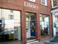 Wellington Library