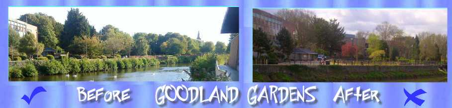 Goodland Gardens                           before & After