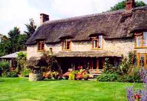 Pear Tree Thatched Cottage