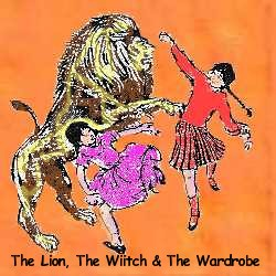 Lion                       Witch & Wardrobe