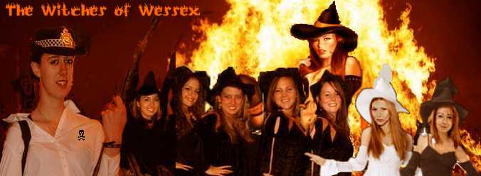 Witches of Wessex