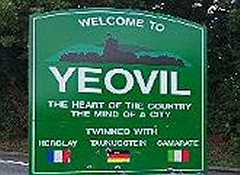 Yeovil Sign