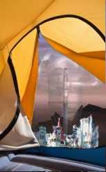 Camping at Camelot ?