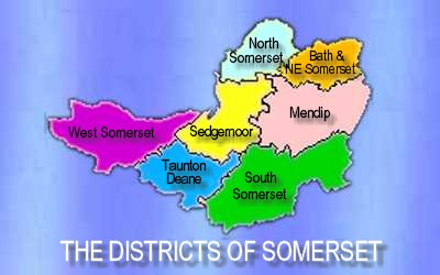 Somerset Districts