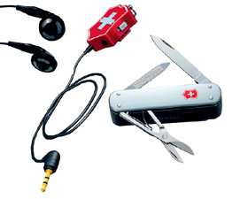 Swiss USB                             Knife